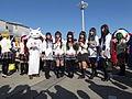 Comiket 83 - Homura Akemi group cosplay 1.JPG