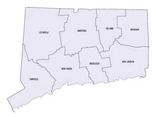 National Register of Historic Places listings in Connecticut