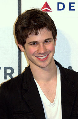 Connor Paolo under 2009 års Tribeca Film Festival