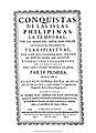 Conquistas de las Islas Philipinas 1698.jpg