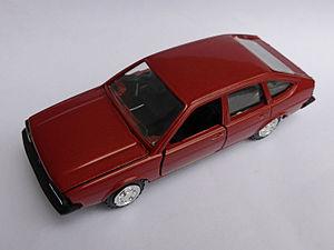 Conrad Models - Conrad model of Volkswagen Passat in 1:43 scale