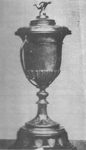 Copa de Honor Cousenier - The trophy awarded to champions
