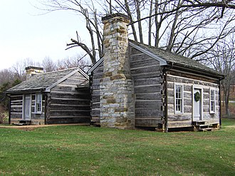 Cordell Hull - Cordell Hull's boyhood home in Olympus, Tennessee.