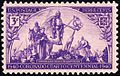 Coronado Expedition 400th anniversary 3c 1940 issue.JPG