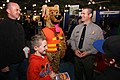 Corps park rangers promote water safety at the 2012 Sportsmen's Expo (6750720571).jpg