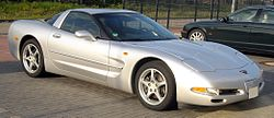 Corvette C5 Coupé