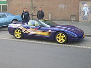 1998 Corvette Indianapolis 500 Pace Car Replica