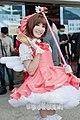 Cosplayer of Sakura Kinomoto at PF32 20200704b.jpg