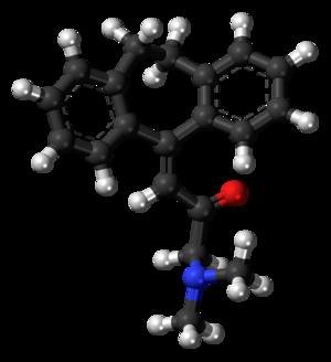 Cotriptyline - Image: Cotriptyline 3D balls