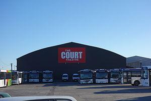 Court Theatre (New Zealand) - The current premises in Addington
