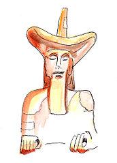 Cowboy de Murlo