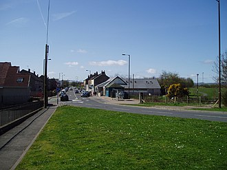 Cowie, Stirling - Image: Cowie, Stirlingshire geograph.org.uk 160337