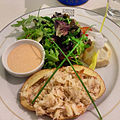 Crab meat in shell with salad and Marie Rose sauce.jpg