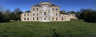 Horizon (camera) - Image: Craigie House, Ayr, Horizon 202 camera. Paul Russell, 2006