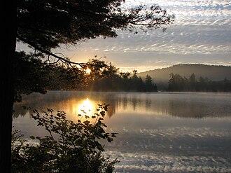 Clifton, New York - Cranberry Lake, Black Duck Hole