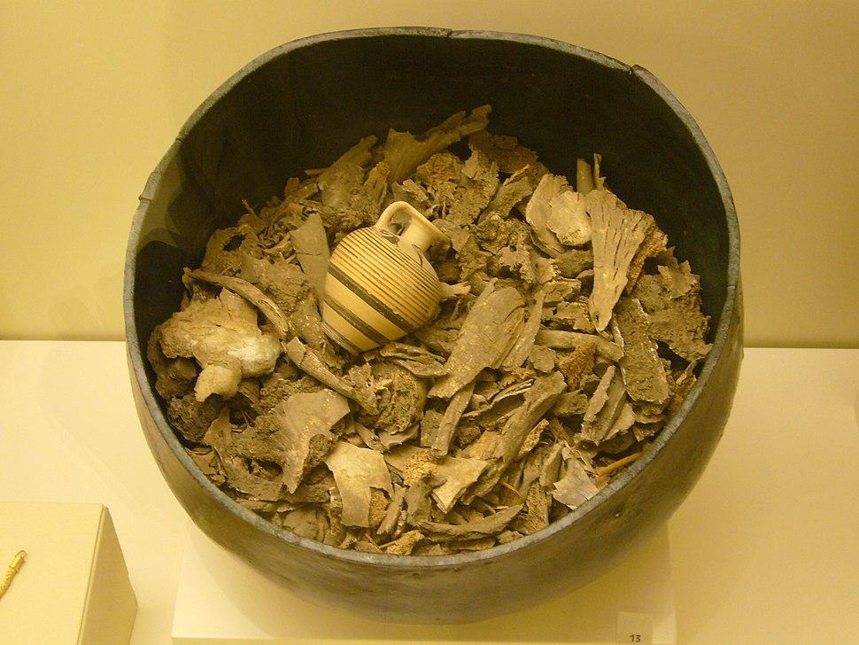 CrematedHumanRemains