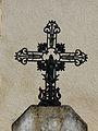 Creyssensac-et-Pissot cimetière Creyssensac croix.JPG