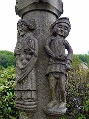 croix de calvaire de Blanzey-Haut
