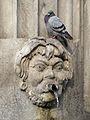 Crostolo Statue Detail - Piazza del Duomo, Reggio Emilia, Italy - October 14, 2010 03.jpg