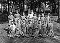 Csoportkép, 1943 Farkasgyepű. Fortepan 72370.jpg