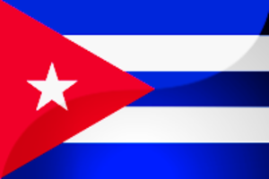 Narciso López - Modern Cuban flag designed by Narciso Lopez