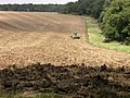 Cultivation of a Ploughed Field near Tomlin Wood - geograph.org.uk - 45110.jpg