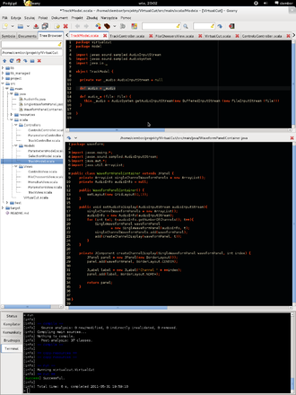 Geany - Customized Geany IDE