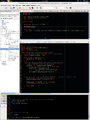 Customized Geany IDE.png