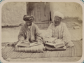 Customs of Central Asians. Reading of the Koran WDL10834.png