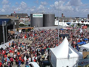 Day of Lower Saxony - Image: Cuxhaven tag der Niedersachsen 02