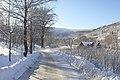 Czerniawa Zdrój - ul. Izerska zimą - panoramio (1).jpg