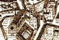 Détail carte Castres 1674 - Couvent capucins, hôtel de ville, ancien évêché.png