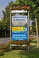 Dülmen, Halterner Straße, Begrüßungsschild -- 2012 -- 8026.jpg