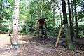 Děčín, zoologická zahrada, dětské hřiště, provazový žebřík.jpg