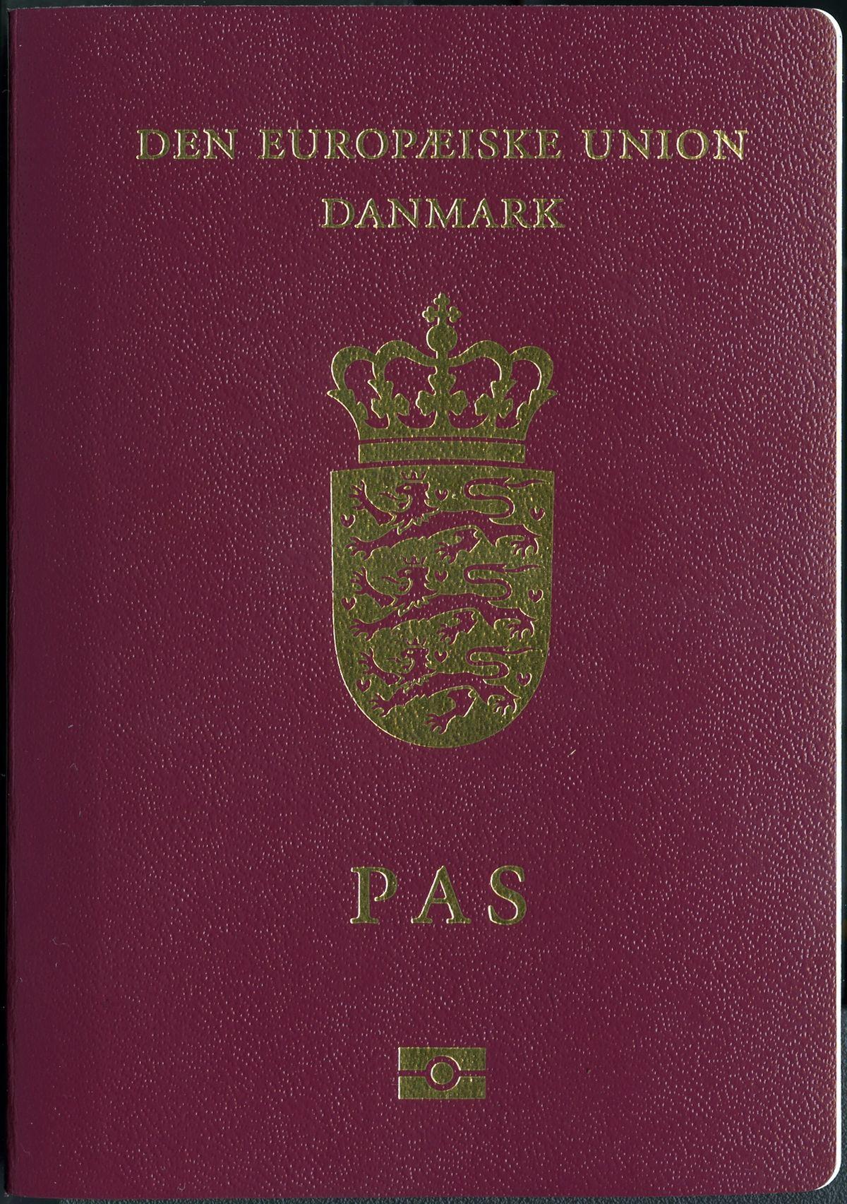 Danish Passport Wikipedia