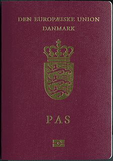 Visa requirements for Danish citizens