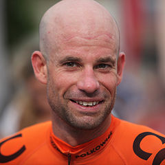 Stefan Schumacher at the German Road Cycling Championships 2015