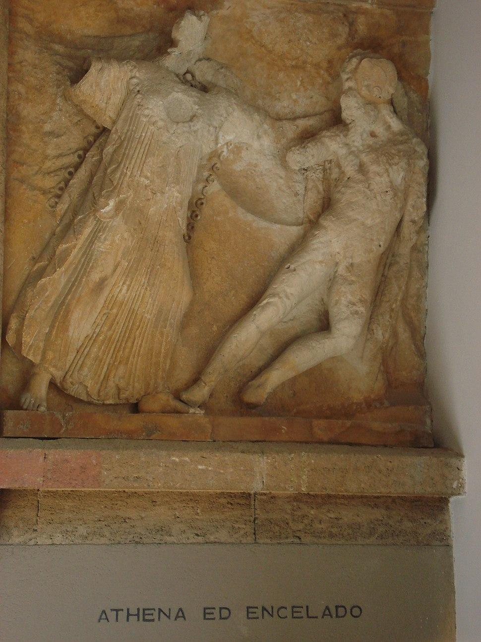 DSC00405 - Tempio E di Selinunte - Artemide ed Encelado - Ca. 450 a.C. - Foto G. Dall'Orto