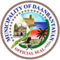 Daanbantayan Official Seal.png