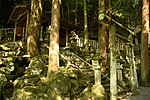 Dai Jingu(Cha Soumei)-Shrine in Yuyadani, Ujitawara, Kyoto August 5, 2018 35.jpg