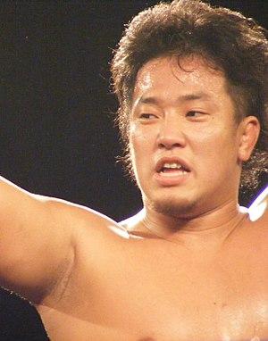 Daisuke Harada - Harada in April 2010