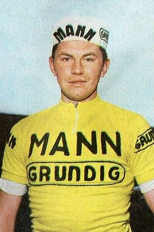 Dr. Mann (cycling team) - Image: Daniel Van Ryckeghem c 1970
