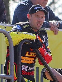 Danny King (speedway rider) English speedway rider