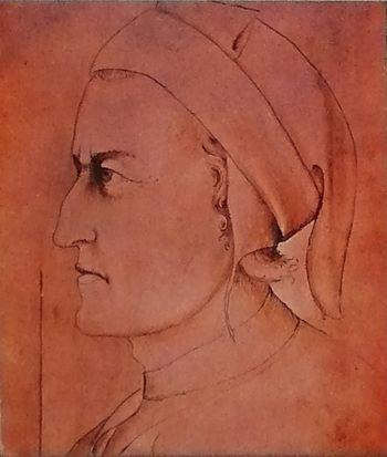 Dante Alighieri hlava