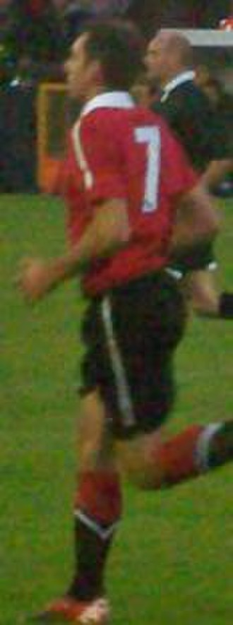 Darron Gibson - Gibson playing for Manchester United Reserves in 2010