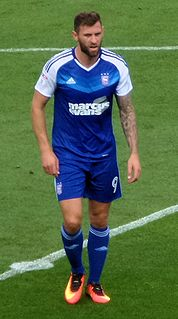 Daryl Murphy Irish association football player