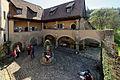 Das Geyer-Schloss. Der Innenhof.jpg