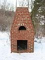 David Crabill House, oven.jpg
