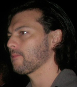 David Hayter - Hayter at the September 21, 2006 Video Games Live in Los Angeles, California