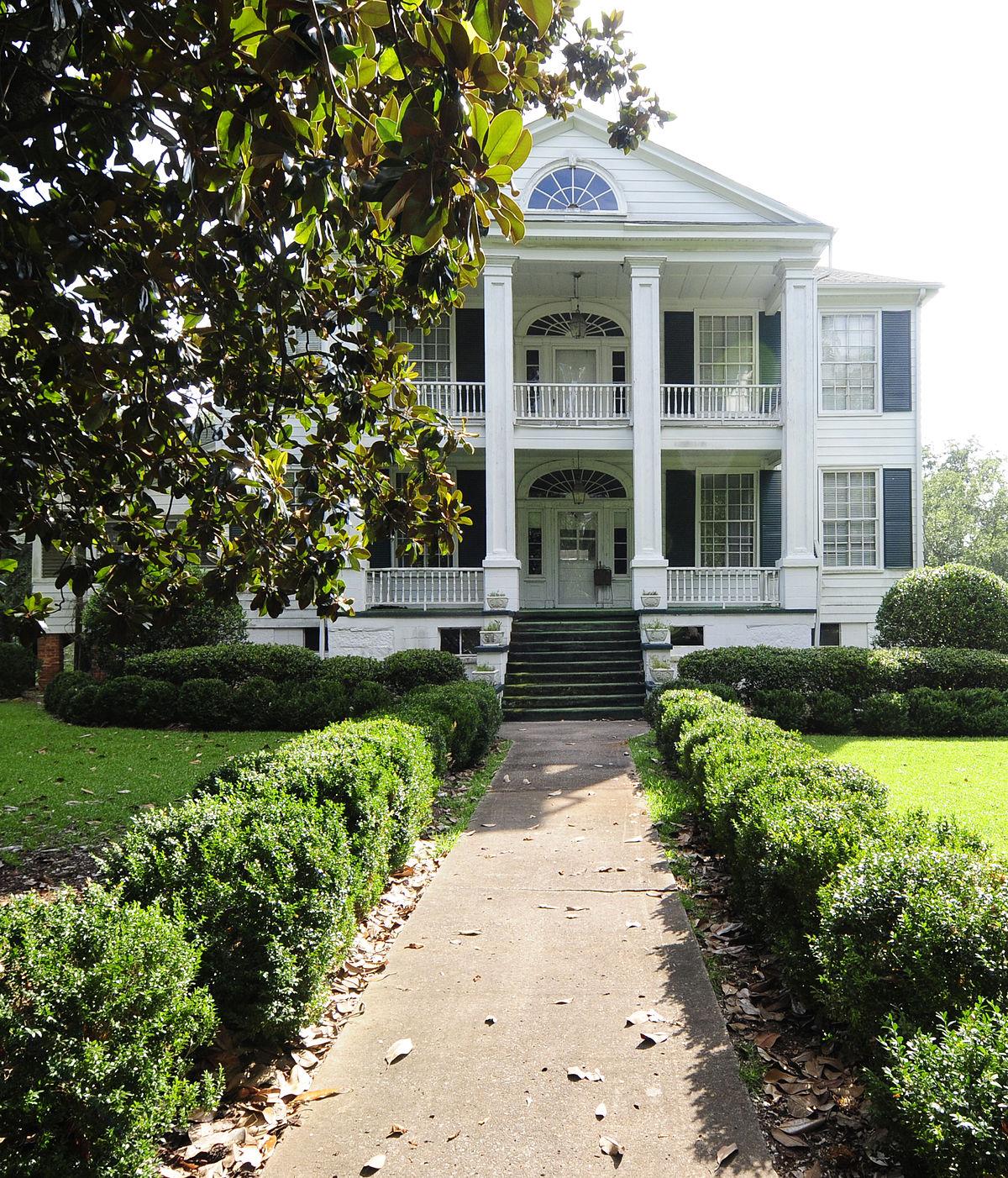Davis Plantation Monticello South Carolina Wikipedia